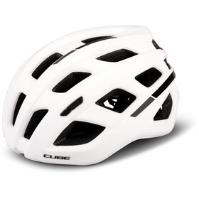 Cube Roadrace Helm white